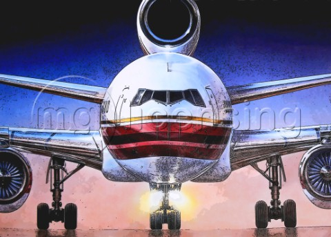 Airbus poster