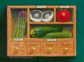 Vegetable shelf