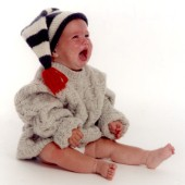 Crying Baby in Woolly Hat.jpg