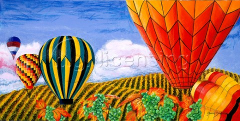 California balloons