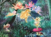 The six fairies