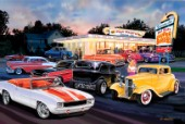 Hot Rod Drive In