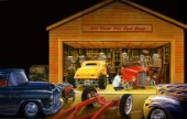 Old Timer Hot Rod Shop