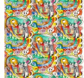 Psychedelic Creatures Pattern.jpg