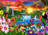 Amazing Exotic Land