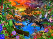 Exotic Dinosaur Land