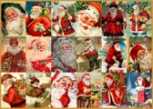 Santa Multipic Grid