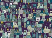 repeating pattern ~ lets make a space rocket!