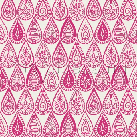 Indian raindrops pink