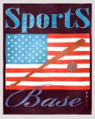 Sports Base Ball aqua style
