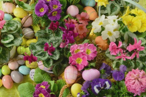 Easter Flower Settingjpg