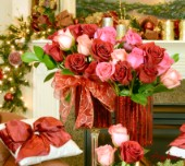 Christmas Red Rose Arrangement.jpg