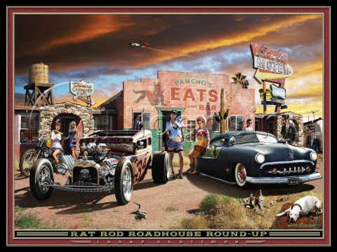 Rat Rod Roadhouse sample