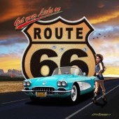 Route 66 girl sample