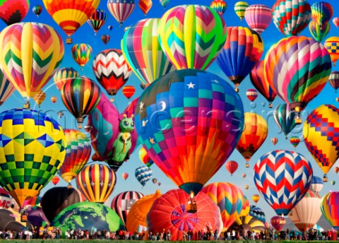 Hot Air Balloon Festival 2